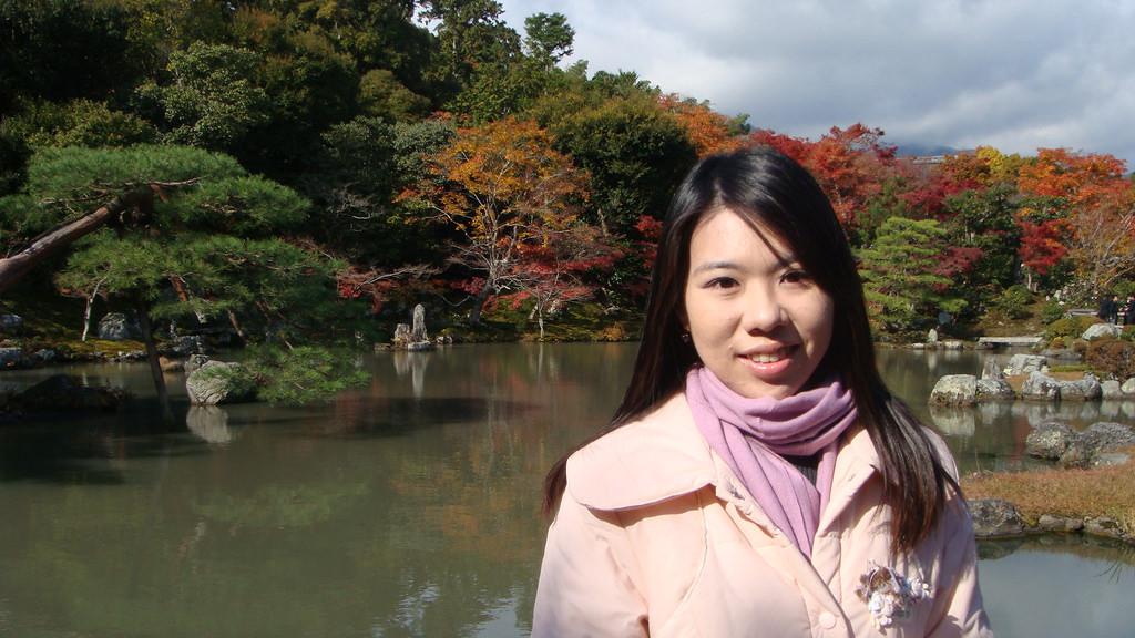 二度蜜月 day8 【天龍寺】,搭配嵐山一日遊的絕佳景點,從第一步踏進去就震驚了