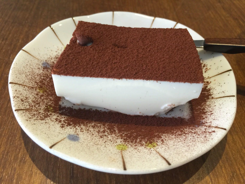 巧克力白玉軟糕