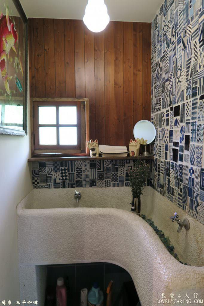連洗手台都如此特別