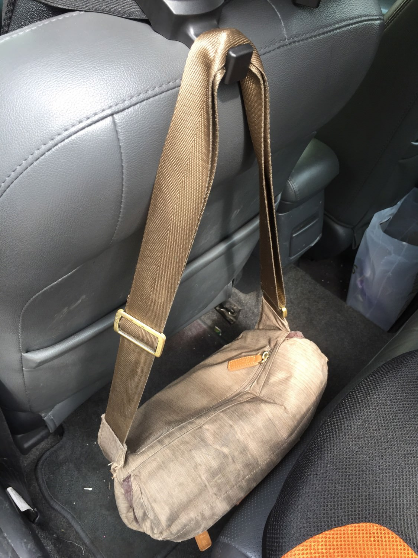 不管是掛背包