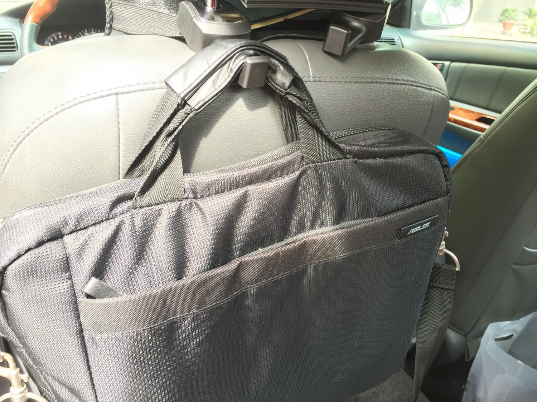 還是掛電腦包,車的背包都游刃有餘