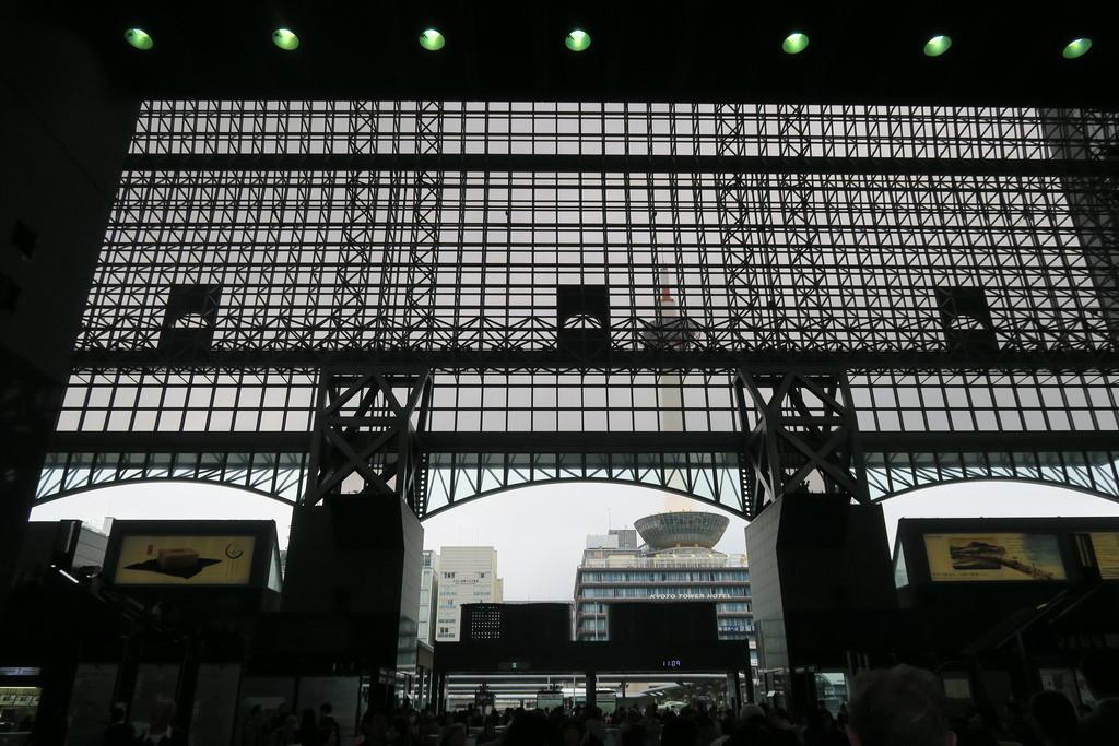 京都車站 京都巴士一日券
