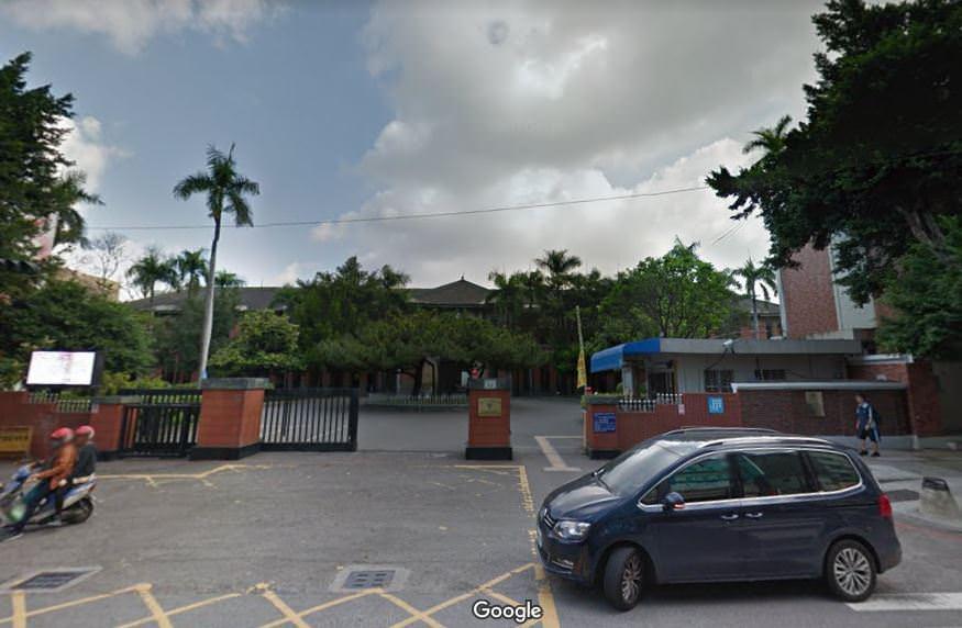 高雄高級中學 from google map