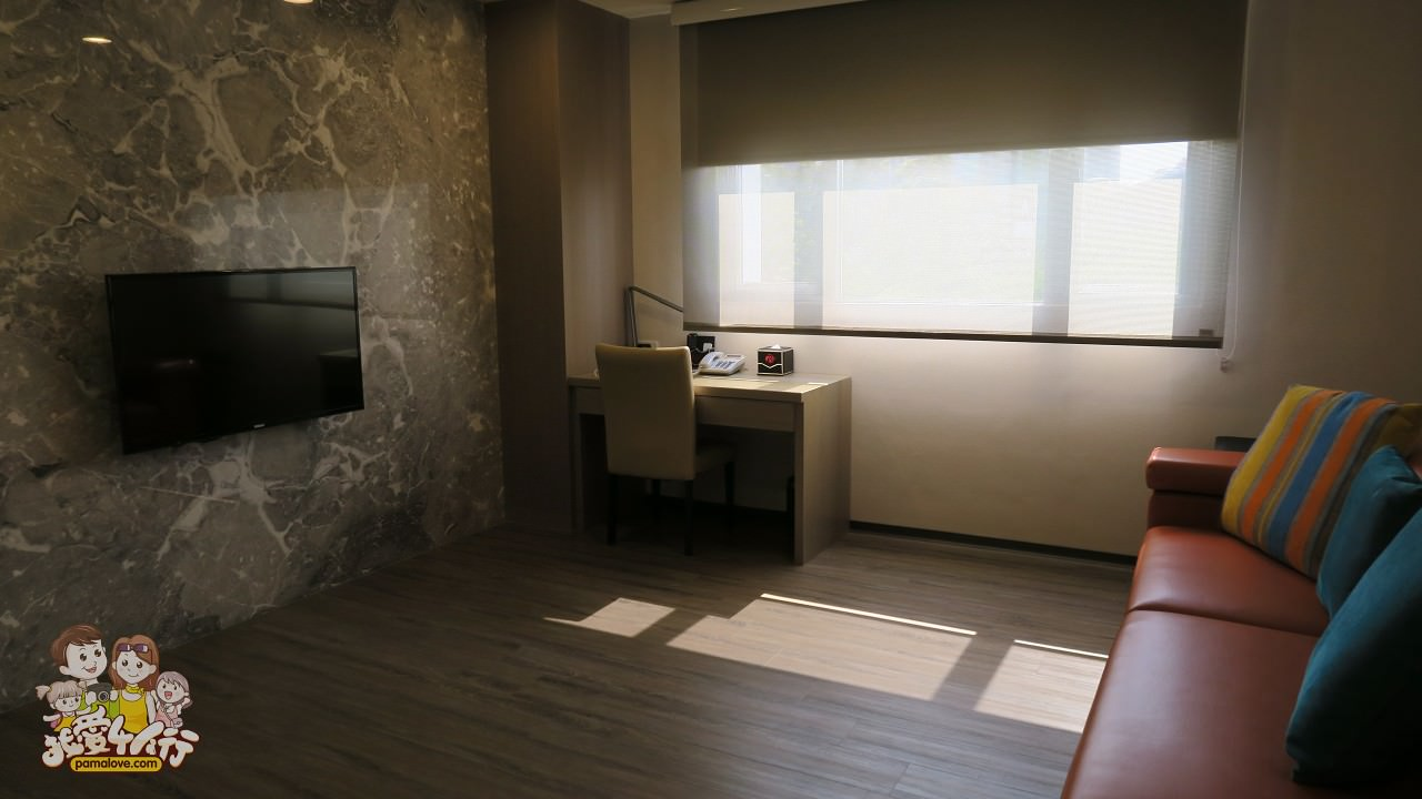 VIP房的小客廳